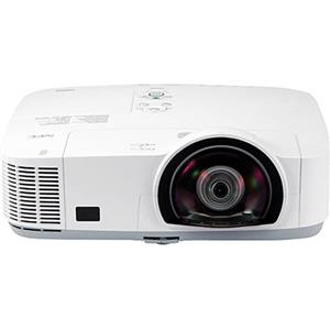 NEC NP-M300WS 3000 Lumens Widescreen Short Throw Projector NP-M300WS
