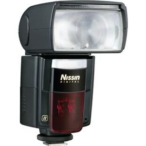 Nissin Di866 II Digital Shoe Mount Flash ND866S