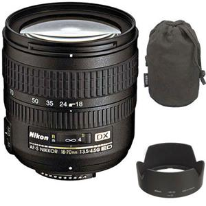 Nikon 18mm - 70mm f/3.5-4.5G ED IF AF-S DX Wide...: Picture 1 regular