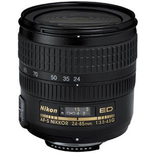 Nikon 24-85mm f/3.5-4.5G ED-IF AF-S Nikkor Wide...: Picture 1 regular