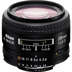 Nikon 28mm f2.8 AF-D Super Wide Angle Auto Focu...: Picture 1 regular