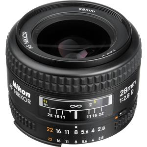 Nikon 28mm F/2.8: Picture 1 regular