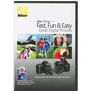Nikon - Fast, Fun and Easy Great Digital Pictures -DVD: Picture 1 regular