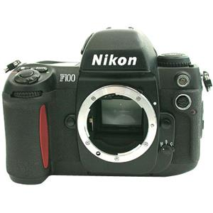 Nikon F100 35mm SLR Auto Focus Camera Body, Met...: Picture 1 regular