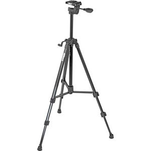 Nikon Full Size Black Tripod w/3 Way Q.R.Pan/Tilt Head: Picture 1 regular