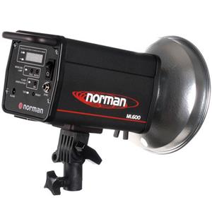 Norman ML-600 600 Watt Second Monolight 810650