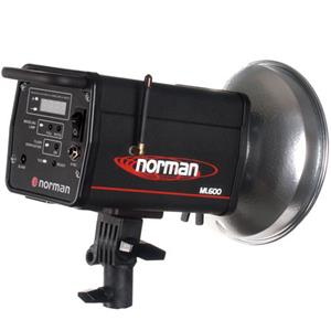 Norman ML-600R 600 Watt Second Monolight 810653