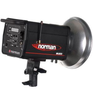 Norman ML-600R 600 Watt Second Monolight 812304