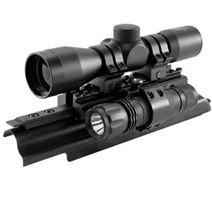 NcSTAR Sights N' Lights AK Riflescope Combo: Picture 1 regular