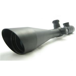 NcSTAR Mark III 6-24x 50mm Green Illuminated Mil-Dot Riflescope: Picture 1 regular