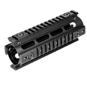 NcSTAR AR-15/M16 Carbine Length Quad Rail Hand Guard MAR4S