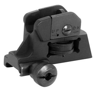 NcSTAR AR-15 / M16 Detachable Rear Sight MARDRS