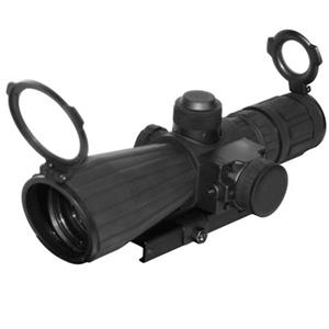 NcSTAR 3-9x 42mm SRT Series Rubber Armored Tactical Riflescope