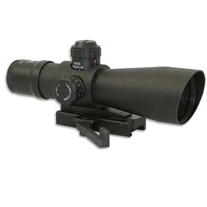 NcSTAR Mark III Tactical 4x 32mm Riflescope with Mil-Dot Reticle: Picture 1 regular