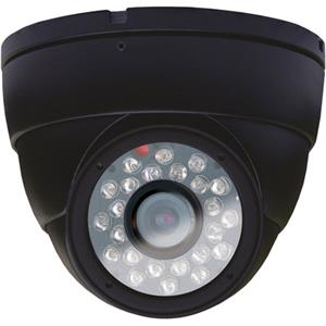 Night Owl Optics CCD Indoor Dome Camera CAM-DM420-245A