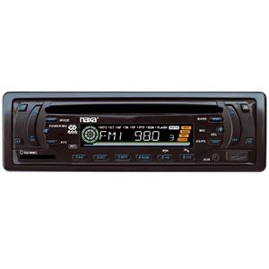 Naxa NCA-697 Detachable PLL Electronic Tuning Stereo AM/FM Radio MP3/CD Player: Picture 1 regular