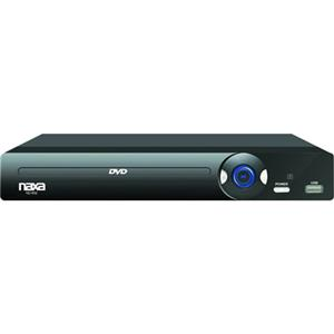 Naxa High Resolution 2 Channel Progressive Scan DVD Player ND852