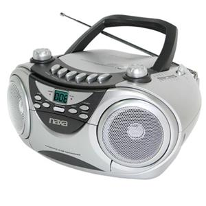 Naxa Portable CD Player NPB241