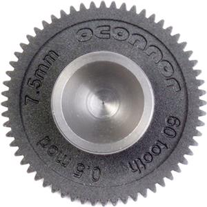OConnor Driver Gear 60 Teeth 0.5M 7.5mm Face (Canon ENG Focus) C1241-1900