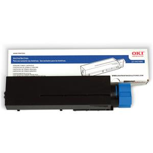 OKI Data 44574901 Black Toner Cartridge for B431 Series: Picture 1 regular