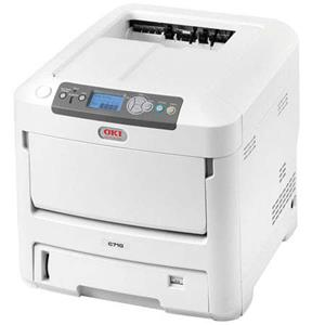 OKI Data C710N HD Digital Color Printer 62430101