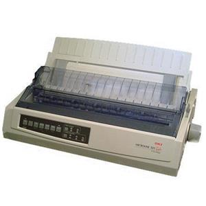 OKI Data Microline 321 Turbo Dot Matrix Printer 62411703