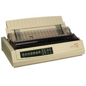 OKI Data Microline 391 Turbo Dot Matrix Printer 62412003