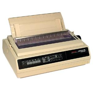 OKI Data Microline 395C Color Dot Matrix Printer 62410601