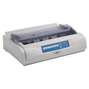 OKI Data Microline 420 Black Dot Matrix Printer 91909701