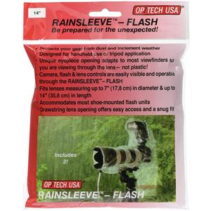 Op/Tech 9001142 14in SLR Rainsleeve for Cameras: Picture 1 regular