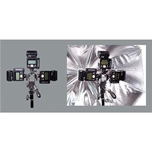 Interfit Photographic Triple Flash Bracket INT337