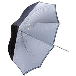 Interfit INT391 33in Black/White Backing Umbrella: Picture 1 regular