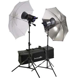 Interfit Photographic INT443 Stellar X Twin Umb...: Picture 1 regular