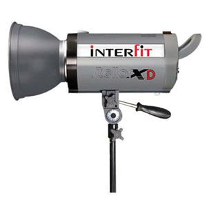 Interfit Photographic INT458 Stellar XD 600 Watt Second Fan Cooled INT458