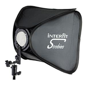 Interfit Photographic STR127 Strobies, 24x24in Softbox: Picture 1 regular