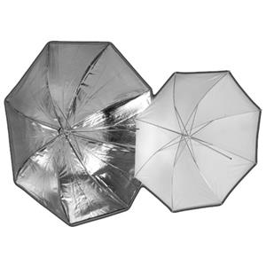 Interfit Photographic INT262 Silver Umbrella 36 inch: Picture 1 regular