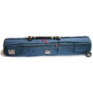 Porta Barce TS-46BOR Tripod Shellpack with Wheels - Color: Blue: Picture 1 regular