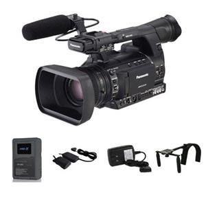 "Panasonic AG-AC130A AVCCAM 1/3"" Hand-Held Production Camcorderer AG-AC130APJ C"