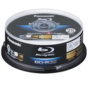 Panasonic 25GB Blue Ray Disc: Picture 1 regular