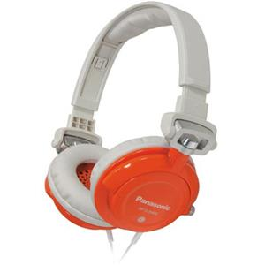 Panasonic RPJS400 DJ Street Model Headphones RP-DJS400-D