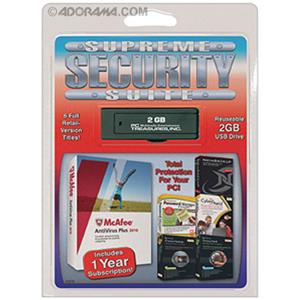 PC Treasures Supreme Security Suite: Picture 1 regular