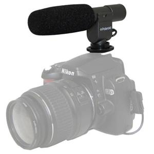 Polaroid Pro Video Condenser Shotgun Microphone: Picture 1 regular