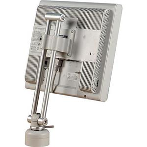 Peerless Height-Adjustable Desktop Mount LCV-100