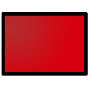 Premier SFL5R 5x7 Safelight Filter #1A (Red): Picture 1 regular