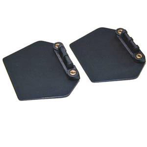 Paglight 9963 Tappered Barndoor Set, One Pair: Picture 1 regular
