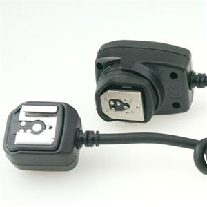 Phottix TTL Flash Remote Cord for Canon OC-E3, Black: Picture 1 regular