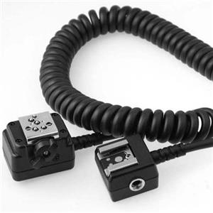 Phottix TTL Flash Remote Cord for Nikon SC-28, Black: Picture 1 regular