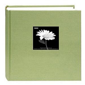 Pioneer Fabric Frame Bi-Directional Memo Photo Album DA257CBF/SG