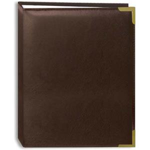 Pioneer E4100 BROWN Mini Max Oxford Bound Album,4x6-100: Picture 1 regular