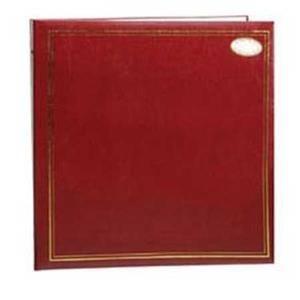 M B I 807750 Library Collection 3-Ring Photo Album: Picture 1 regular